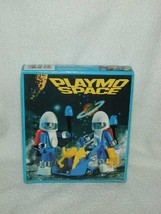 KLICKY 1981 PLAYMOBIL First Issue PLAYMO SPACE LUNAR CART + ASTRONAUTS 3... - $65.00