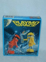 KLICKY 1981 PLAYMOBIL First Issue PLAYMO SPACE Explorers ASTRONAUTS 3590... - $65.00