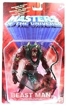 "MASTERS OF THE UNIVERSE  6"" FIGURE MATTEL BEASTMAN - $34.98"