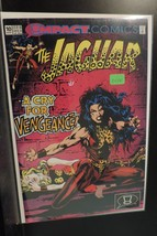 #10 The Jaguar 1992 Impact Comic Book D516 - $3.36