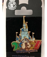 Disney Pin Trading Around The World 3D  2007 Chip Dale New - $14.47