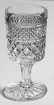 Wexford Wine Glass  Anchor Hocking-Crystal Discontinued Replacement Cris... - $9.89