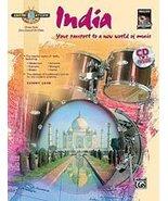 Drum Atlas: India Book / CD - $18.65