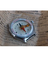 VINTAGE RARE SOVIET RUSSIAN USSR WRIST COMPASS BY CHISTOPOL FACTORY NOS #2 - $39.57