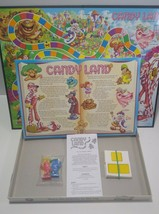 CANDY LAND MB Board Game 2005 COMPLETE - $18.69