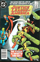 Justice League of America #247 FINE 1st Long Series & Print DC Comics 1985 - $4.94