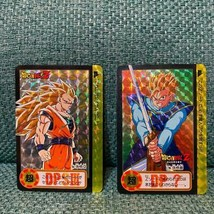Sale Dragon Ballz Carddas Billion Cards - $311.33