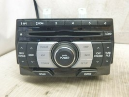 09 10 Hyundai Genesis Radio 6 Disc Cd Player 96190-2M120 CEL58 - $48.26