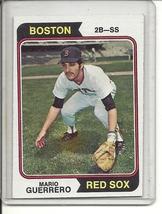 (b-31) 1974 Topps #192: Mario Guerrero - $1.50