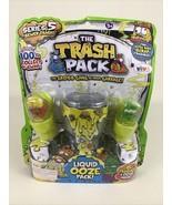 The Trash Pack Liquid Ooze Pack Series 5 Sewer Trash Gross Gang In Garba... - $24.70