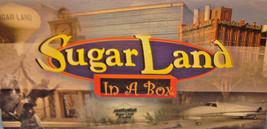 Sugar Land In A Box Board Game A Real Estate Game (NIB) - $79.95