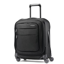 Samsonite Flexis Expandable Softside Carry On Luggage with Spinner Wheels, 19 In - $176.72