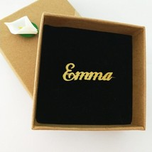 Fashion Personalized Initial Letters Brooches Customized Name Brooch PJewelry We - $19.40