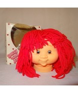 """Doll Head Red Hair Sweet Love Kids 4""""   Old Stock - $9.99"""