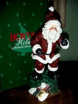 "Boyds Holiday Santa ""S.E. Sootnick...So Many Toys so"" #28020 - 2006 - Re... - $29.99"