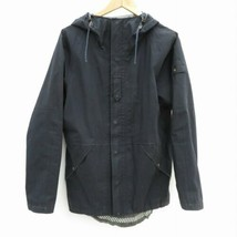 visvim Auth VS0001961 GORE-TEX Mountain Parka Hoodie Jacket Navy 2 from ... - $379.99