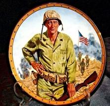 John Wayne Symbol of America's Fighting Forces by Robert Tanenbaum HC8551 AA20-C - $69.95