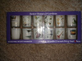 Better Homes & Gardens 12 Day of Christmas Filled Candles - $16.99