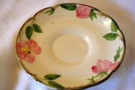 "Franciscan Desert Rose Saucer 5 7/8"" - $1.38"