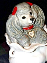 Poodle Decanter 63781 AA19-1531 Vintage image 2
