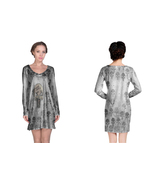 The Punisher Hot News Long Sleeve Nightdress - $22.70+