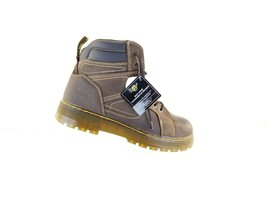 Dr Martens Boots Industrial Aluminum Air Wair Safety Toe Work Mens Size ... - $93.00
