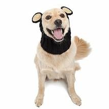 Zoo Kapuzenschal die Original Knit Bear Dog Snood, mittel, schwarz - $69.74