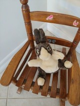 Folkmanis Rabbit Puppet With tags attached - $11.75