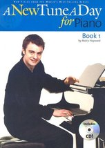 A New Tune a Day - Piano, Book 1 [Paperback] Hayward, Moira - $9.79