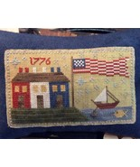 1776 Harbor kit cross stitch kit Chessie & Me   - $21.60