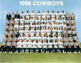1996 DALLAS COWBOYS 8X10 TEAM PHOTO NFL FOOTBALL PICTURE - $3.95