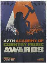 47th Annual Academy of Country Music Awards MGM Las Vegas - $24.95