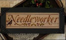 Needleworker SPECIAL RELEASE NASHVILLE 2013 cross stitch Little House Ne... - $23.40
