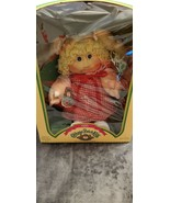 VINTAGE COLECO CABBAGE PATCH DOLL 1985 RARE BLONDE HAIR PIGTAILS BLUE EY... - $2,000.00