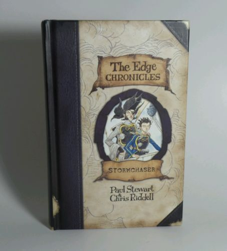 The Edge Chronicles: Stormchaser Bk. 2 by Paul Stewart and Chris Riddell (2004)