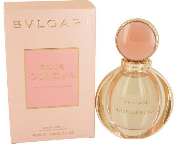Bvlgar Rose Goldea Perfume 3.0 Oz Eau De Parfum Spray