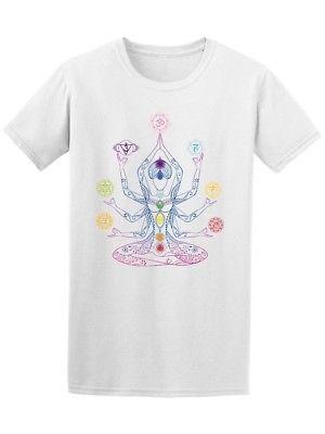 Geometric Elements Yoga Men's Tee -Image by Shutterstock