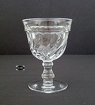 Fostoria Colony Crystal Goblet 5 1/4 In. Water Stem - $9.25