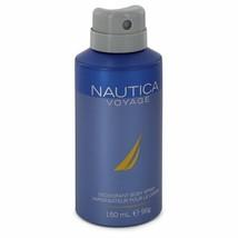 FGX-543391 Nautica Voyage Deodorant Spray 5 Oz For Men  - $17.68