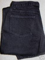 Roper Black Denim Jeans Western Apparel Plus Size 13