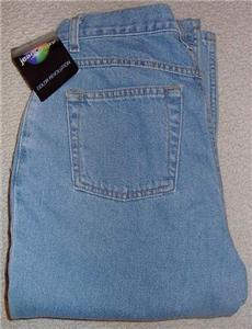 Newport News Jeanology Denim Jeans Western Apparel 6T