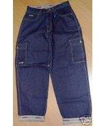 "Coogi Australia Down Under Denim Blue Jeans Sz 34"" - $40.00"