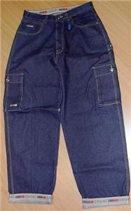 Coogi Australia Down Under Denim Blue Jeans Sz 34""