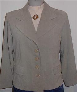 Sage Green Western Rail Halter Horse Show Jacket M