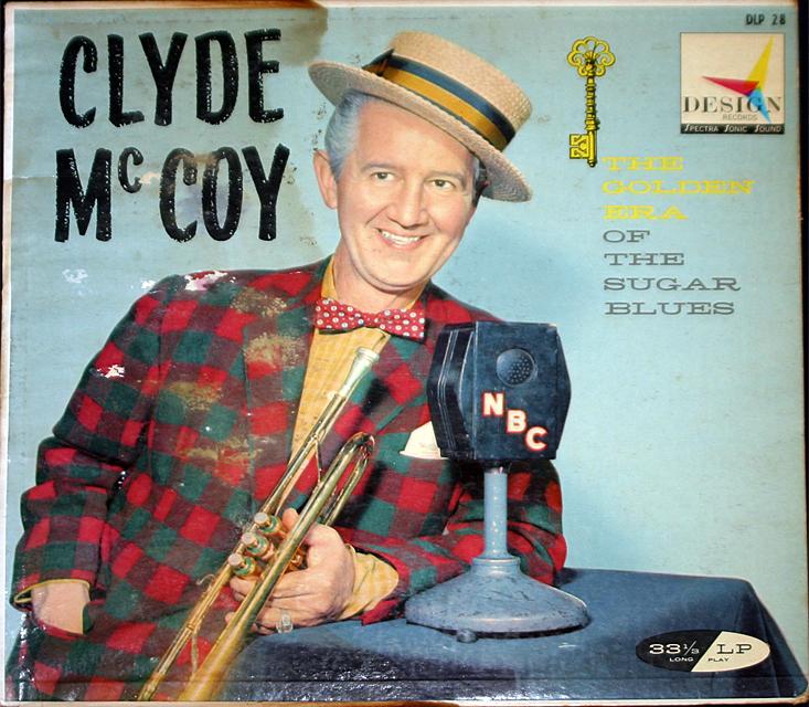Clyde mccoy golden era  cover
