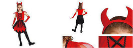 Totally Ghoul Classic Devil Halloween Costume Size M NWT - $14.39