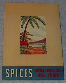 Season to Taste, Spices Griffith Recipes Cookbook