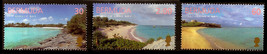 Bermuda Unfranked Stamps - Bermuda Beaches 3 of 4 - $5.50