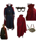 Dr Doctor Strange Ring, Eye of Agamotto, Cloak of Levitation and Full Costume - £95.21 GBP