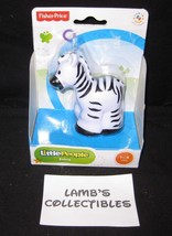 Little People Animal zebra Fisher Price Fisher-Price action figure toy - $14.39